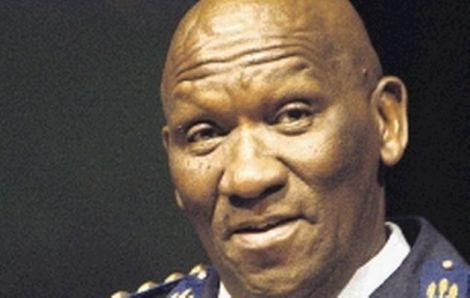 General Bheki Cele