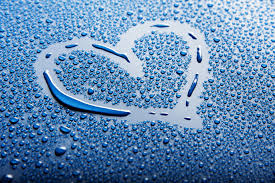 love refreshing water